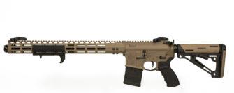 AAM4 AR-15 AR15 Rifle Assault M4 M16 free float lightweight light weight carbine gun nitride trigger nickle boron left 556 5.56 .223 free floating cerakote FDE flat dark earth