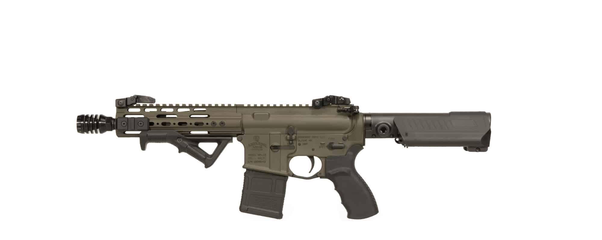 how to get an assault rifle