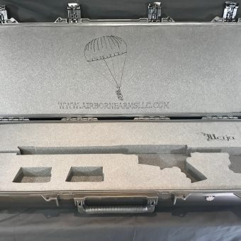 AAM4 OD Green Cerakoted A3 Assembled Upper Receiver